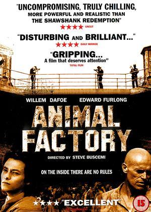 Rent Animal Factory Online DVD & Blu-ray Rental