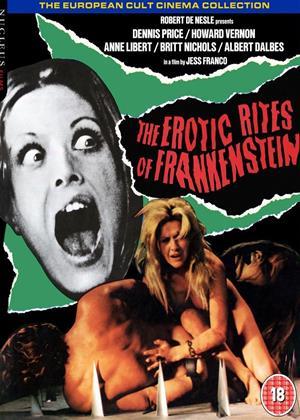 Rent The Erotic Rites of Frankenstein (aka La Maldición de Frankenstein) Online DVD Rental