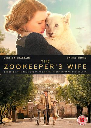 The Zookeeper's Wife Online DVD Rental