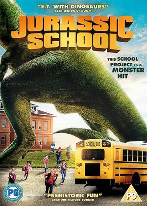 Rent Jurassic School Online DVD Rental