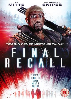 Rent Final Recall (aka The Recall / The Recall: Abduction (Virtual Reality)) Online DVD Rental