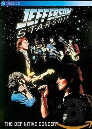 Rent Jefferson Starship: The Definitive Concert Online DVD Rental