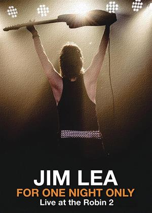 Rent Jim Lea: For One Night Only: Live at the Robin 2 Online DVD Rental
