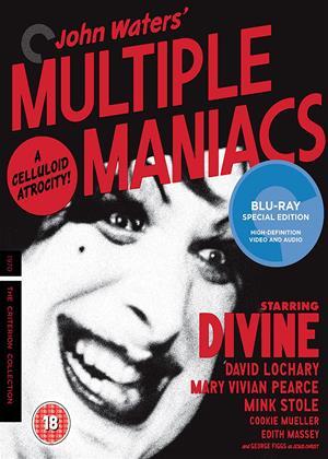 Rent Multiple Maniacs Online DVD Rental