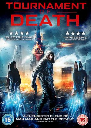 Tournament of Death Online DVD Rental