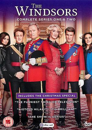 Rent The Windsors: Series (aka The Windsors: Series 1 and 2 and Christmas Special) Online DVD & Blu-ray Rental