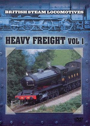 Rent British Steam Locomotives: Heavy Freight: Vol.1 Online DVD & Blu-ray Rental