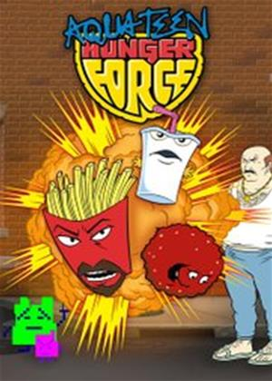 Rent Aqua Teen Hunger Force: Series 11 Online DVD Rental