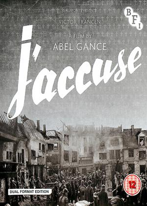 Rent I Accuse (aka J'accuse!) Online DVD Rental