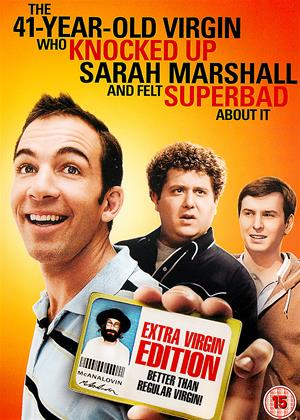 Rent The 41-Year-Old Virgin Who Knocked Up Sarah Marshall and Felt Superbad About It Online DVD Rental