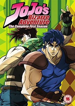 Rent JoJo's Bizarre Adventure: Series 1 (aka JoJo no kimyô-na bôken) Online DVD Rental