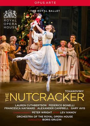 Rent The Nutcracker: The Royal Ballet (Boris Gruzin) Online DVD Rental