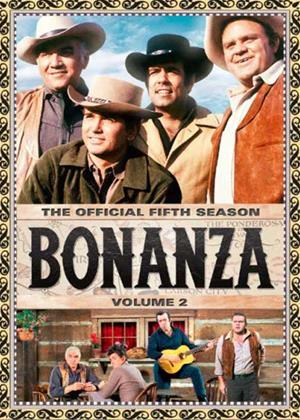 Rent Bonanza: Series 5 Online DVD Rental