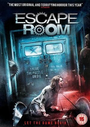 Escape Room Online DVD Rental