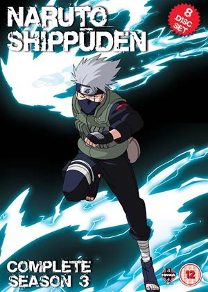 Rent Naruto: Shippuden: Series 3 Online DVD Rental