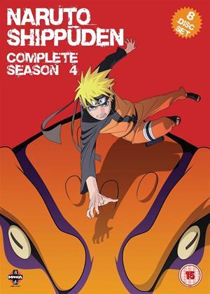 Rent Naruto: Shippuden: Series 4 Online DVD Rental