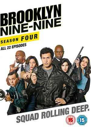 Rent Brooklyn Nine-Nine: Series 4 Online DVD Rental