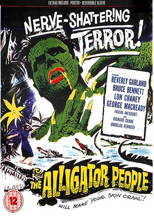 The Alligator People Online DVD Rental