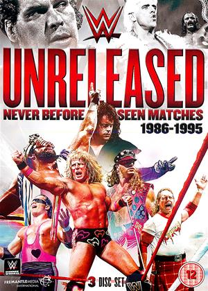 Rent WWE Unreleased: 1986-1995 Online DVD Rental