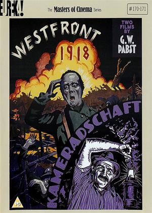 Rent Westfront 1918 (aka Westfront 1918: Vier von der Infanterie) Online DVD & Blu-ray Rental