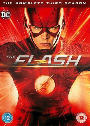 Rent The Flash: Series 3 Online DVD Rental