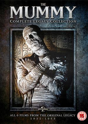Rent The Mummy's Ghost / The Mummy's Curse Online DVD Rental