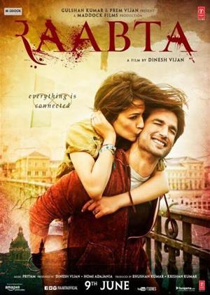 Rent Raabta Online DVD Rental