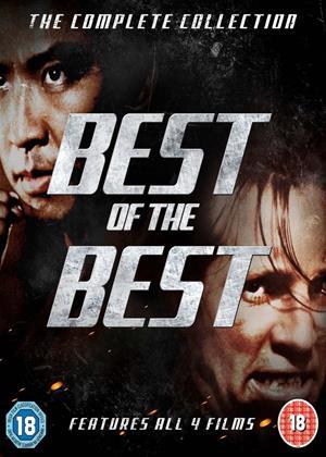 Rent Best of the Best 3 / Best of the Best 4 (aka Best of the Best 3: No Turning Back / Best of the Best 4: Without Warning) Online DVD Rental