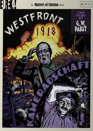 Rent Westfront 1918 / Comradeship (aka Westfront 1918: Vier von der Infanterie / Kameradschaft) Online DVD Rental