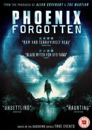 Rent Phoenix Forgotten Online DVD Rental