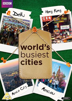 Rent World's Busiest Cities Online DVD Rental