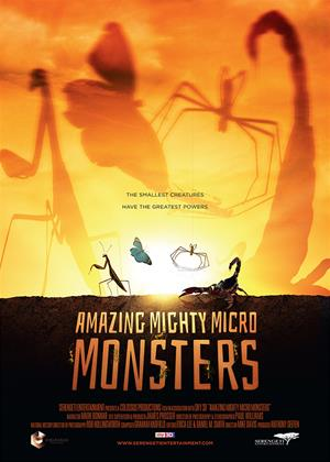 Rent Amazing Mighty Micro Monsters Online DVD Rental