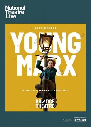 Rent National Theatre Live: Young Marx Online DVD Rental