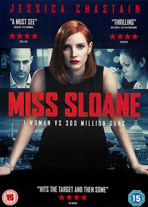 Rent Miss Sloane Online DVD Rental