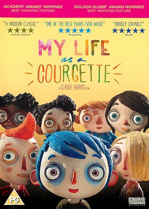 My Life as a Courgette Online DVD Rental