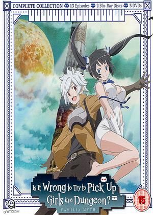 Rent Is It Wrong to Try to Pick Up Girls in a Dungeon? (aka Dungeon ni Deai wo Motomeru no wa Machigatteiru Darou ka) Online DVD Rental
