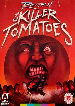 Rent Return of the Killer Tomatoes Online DVD Rental