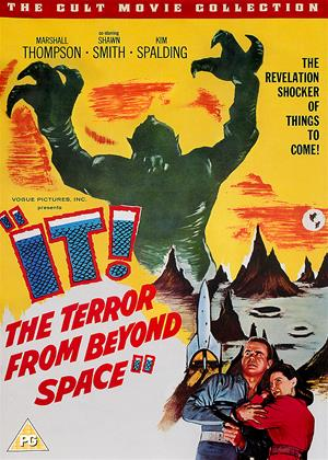 Rent It!: The Terror from Beyond Space Online DVD & Blu-ray Rental