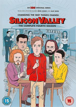 Rent Silicon Valley: Series 4 Online DVD & Blu-ray Rental