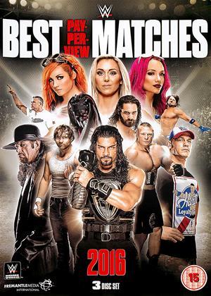 Rent WWE: Best PPV Matches 2016 (aka WWE: Best Pay-Per-Wiew Matches 2016) Online DVD Rental