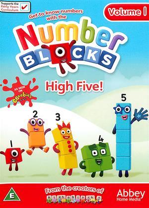 Number Blocks: Vol.1 Online DVD Rental