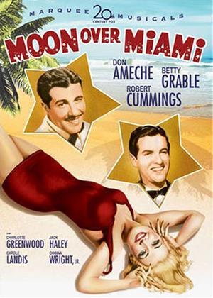 Rent Moon Over Miami Online DVD Rental
