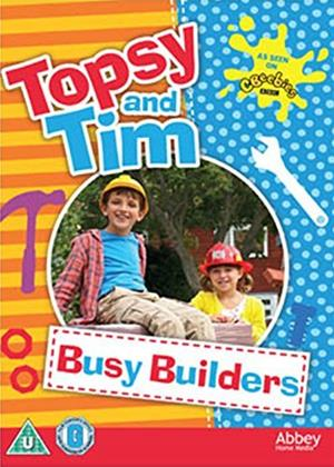 Rent Topsy and Tim: Busy Builders Online DVD Rental