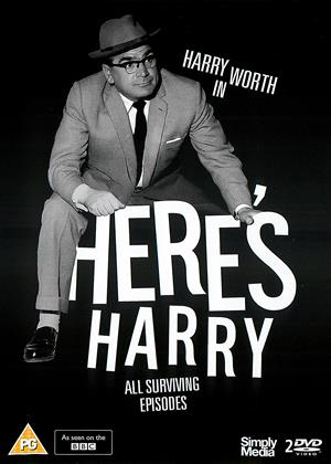Rent Here's Harry (aka Here's Harry: The Complete Surviving Episodes) Online DVD Rental