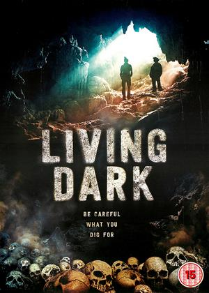 Rent Living Dark (aka Living Dark: The Story of Ted the Caver) Online DVD Rental