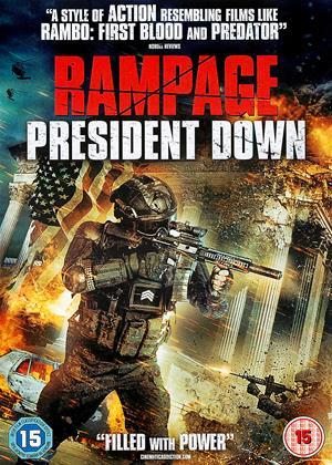 Rent Rampage: President Down (aka Rampage 3) Online DVD & Blu-ray Rental