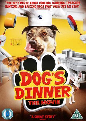 Rent Dog's Dinner (aka Rescue Dogs) Online DVD Rental