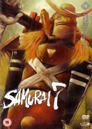 Rent Samurai 7: Vol.3 Online DVD & Blu-ray Rental