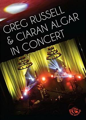 Rent Greg Russell and Ciaran Algar: In Concert Online DVD Rental