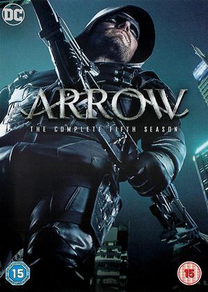 Rent Arrow: Series 5 Online DVD Rental